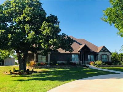 Archer County, Baylor County, Clay County, Jack County, Throckmorton County, Wichita County, Wise County Single Family Home For Sale: 141 Country Club Road