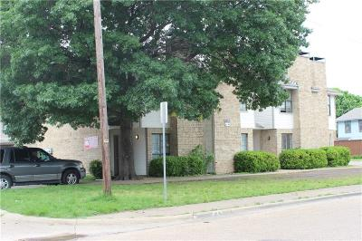 Dallas County Multi Family Home Active Option Contract: 8001 Rothington Rd. #41-47 Road