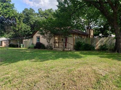 Arlington Single Family Home For Sale: 916 W Sanford Street