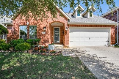 McKinney Single Family Home For Sale: 1604 Clearwater Drive