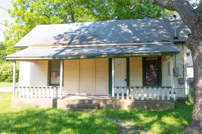 Single Family Home For Sale: 501 S Morrison Street