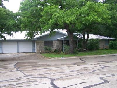 Brownwood Single Family Home For Sale: 3506 1st Street
