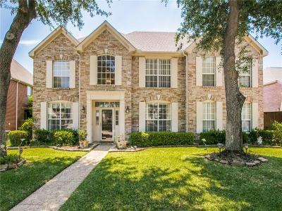 Flower Mound Single Family Home For Sale: 2813 Pond Wood Drive
