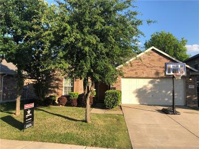 Collin County, Denton County Single Family Home For Sale: 9721 Everson Drive