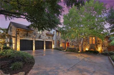 Dallas County Single Family Home For Sale: 6530 Bob O Link Drive