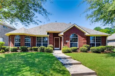 Rowlett Single Family Home For Sale: 7801 Westover Drive