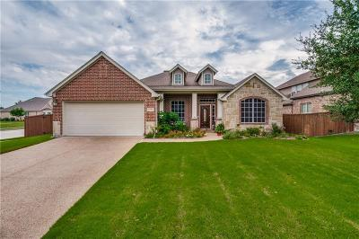 Prosper Single Family Home For Sale: 1190 Golden Sunset Court