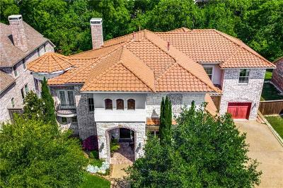 McKinney Single Family Home For Sale: 1512 Pecan Point Drive