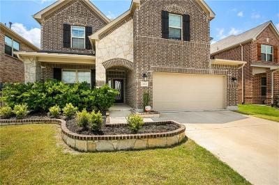 Little Elm Single Family Home For Sale: 2662 Calmwood Drive
