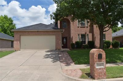 Arlington Single Family Home For Sale: 7027 Park Green Drive