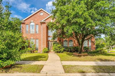 Single Family Home For Sale: 8121 Island Park Court