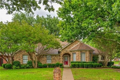 Single Family Home For Sale: 6305 Brookstone Drive