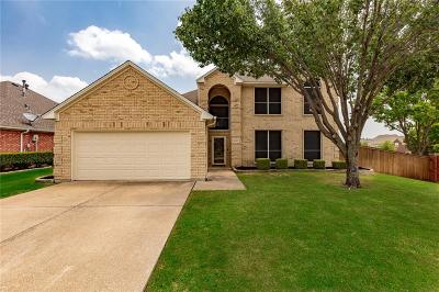 North Richland Hills Single Family Home Active Option Contract: 6100 Roaring Springs Drive