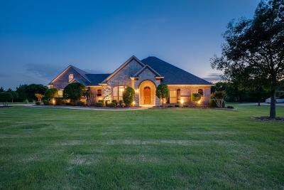 McLendon Chisholm TX Single Family Home For Sale: $550,000