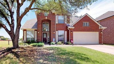 Flower Mound Single Family Home Active Option Contract: 2432 Pinehurst Drive