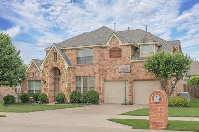 Prosper Single Family Home For Sale: 1631 Lakemere Drive