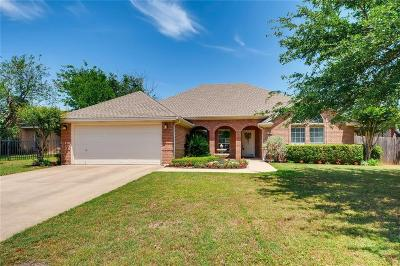 Southlake Single Family Home Active Option Contract: 1402 Blue Teal Court