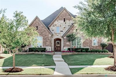 Keller Single Family Home Active Option Contract: 1204 Ridgeway Drive