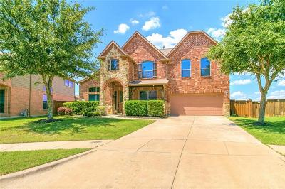 Grand Prairie Single Family Home Active Option Contract: 7307 Compas