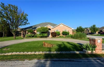 Krum Single Family Home Active Option Contract: 1208 E 6th Street