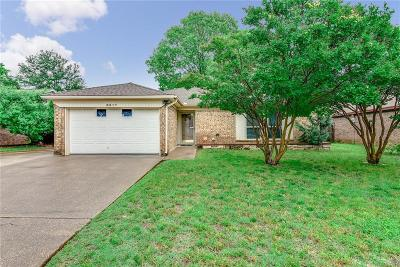 Arlington Single Family Home For Sale: 6317 Hidden Springs Drive