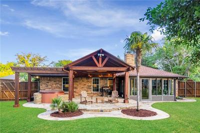 Granbury Single Family Home Active Option Contract: 1204 Spanish Flower Drive