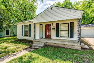 Single Family Home For Sale: 1803 Denton Drive