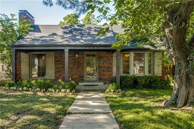 Arlington Heights Single Family Home For Sale: 3917 Linden Avenue