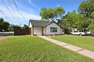 Dallas, Addison Single Family Home For Sale: 3770 Cortez Drive