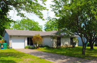 Cedar Hill Single Family Home Active Option Contract: 317 Hastings Drive