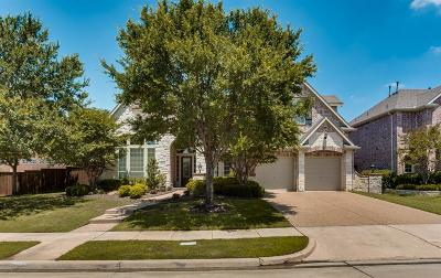 Frisco Single Family Home Active Contingent: 5008 Iroquois Drive