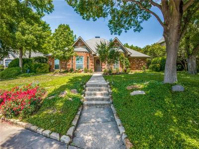 Carrollton Single Family Home For Sale: 2205 Le Mans Drive