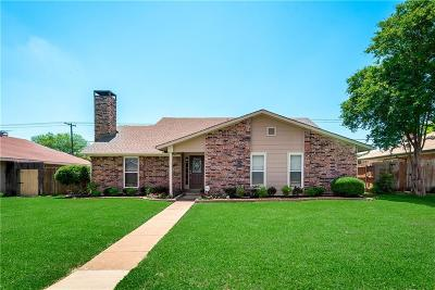 Collin County Single Family Home For Sale: 3320 Claymore Drive