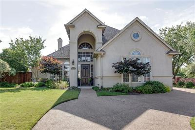 Colleyville Single Family Home For Sale: 4701 Lakeshore Court