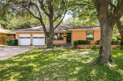 Garland Single Family Home For Sale: 1314 Tanager Lane