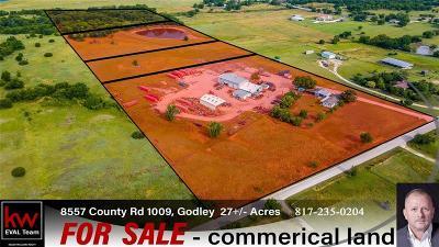 Godley Commercial For Sale: 8557 Cr 1009