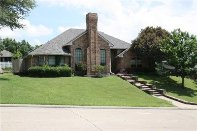 Rockwall Single Family Home For Sale: 1607 Stoneybrook Drive