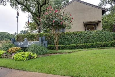 Irving Condo For Sale: 4559 N O Connor Road #2291