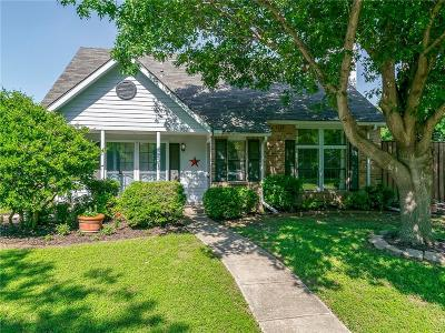 Flower Mound Single Family Home For Sale: 4325 Southhampton Court