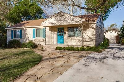 Single Family Home For Sale: 539 Classen Drive