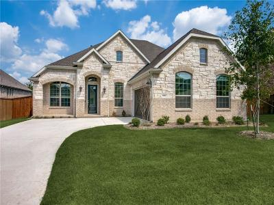 Flower Mound Single Family Home For Sale: 6612 Dolan Falls Drive