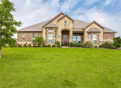 Rockwall Single Family Home For Sale: 484 Livestock Drive