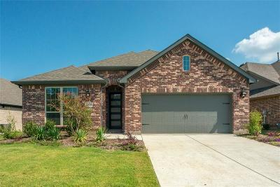 Denton County Single Family Home For Sale: 9925 Bitterroot Drive