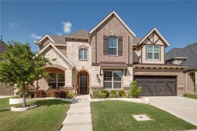 Flower Mound Single Family Home For Sale: 6316 Savannah Oak Trail
