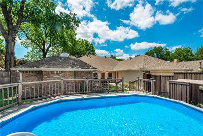 Single Family Home For Sale: 12210 Pleasant Valley Drive