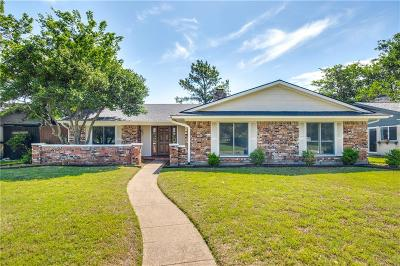 Richardson Single Family Home For Sale: 1103 Carleton Drive