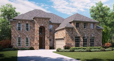 Flower Mound Single Family Home For Sale: 6524 Elderberry Way