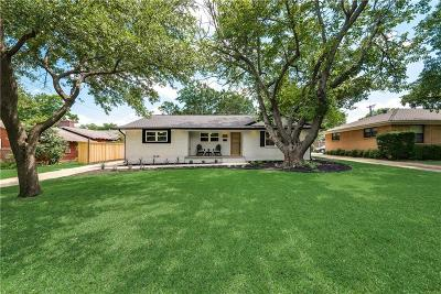 Richardson Single Family Home For Sale: 1215 Holly Drive