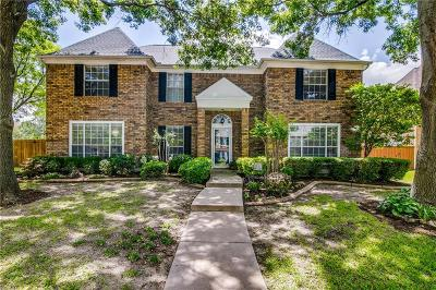 Plano Single Family Home For Sale: 4000 Barnett Drive