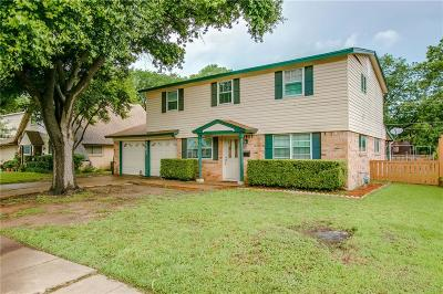 Irving Single Family Home For Sale: 2301 W 11th Street